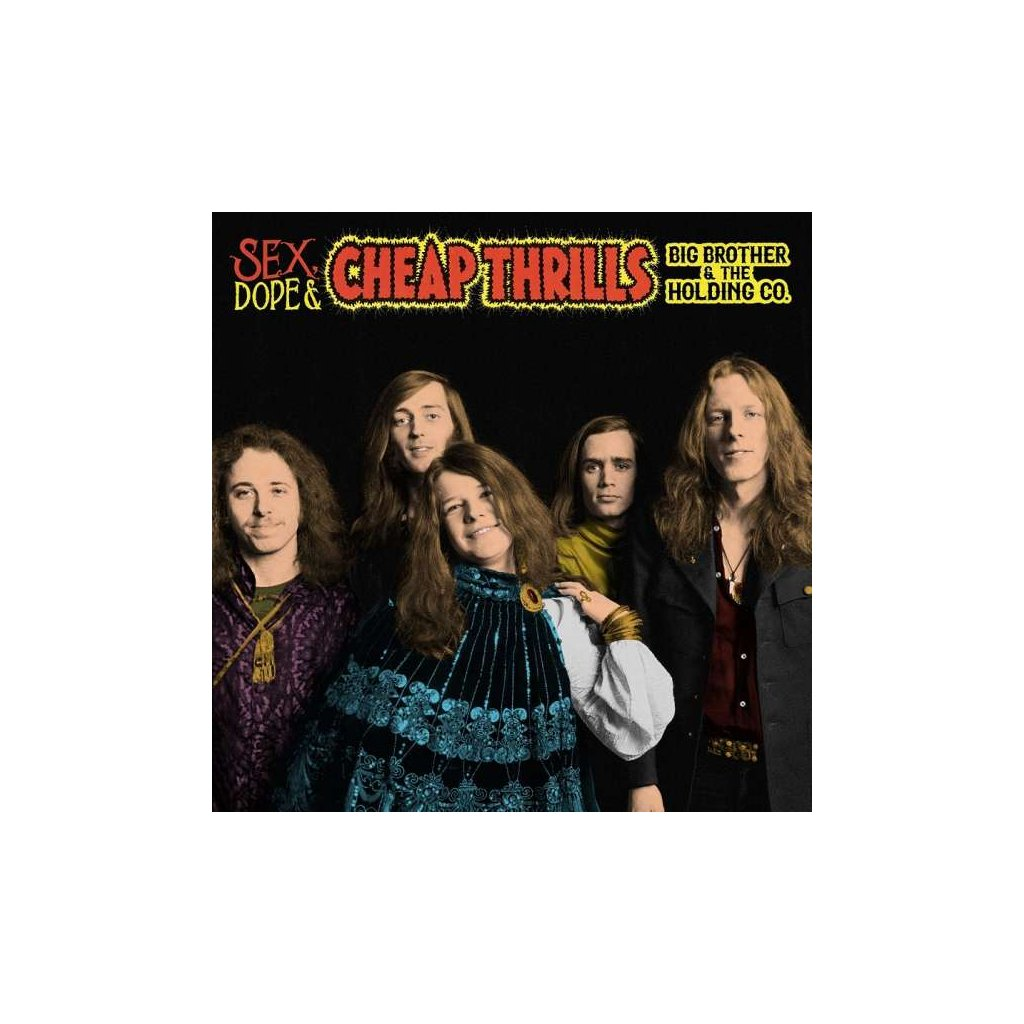VINYLO.SK | BIG BROTHER & THE HOLDING COMPANY - SEX, DOPE & CHEAP THRILLS [2CD]