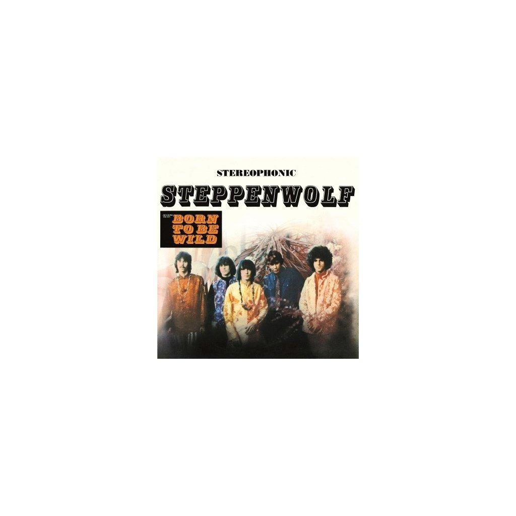 VINYLO.SK | STEPPENWOLF - STEPPENWOLF (LP)180 GRAM AUDIOPHILE VINYL