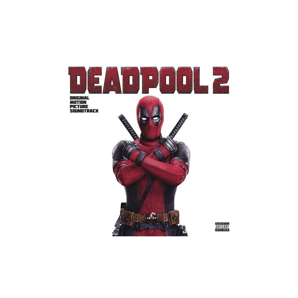 VINYLO.SK | OST - DEADPOOL 2 [LP]