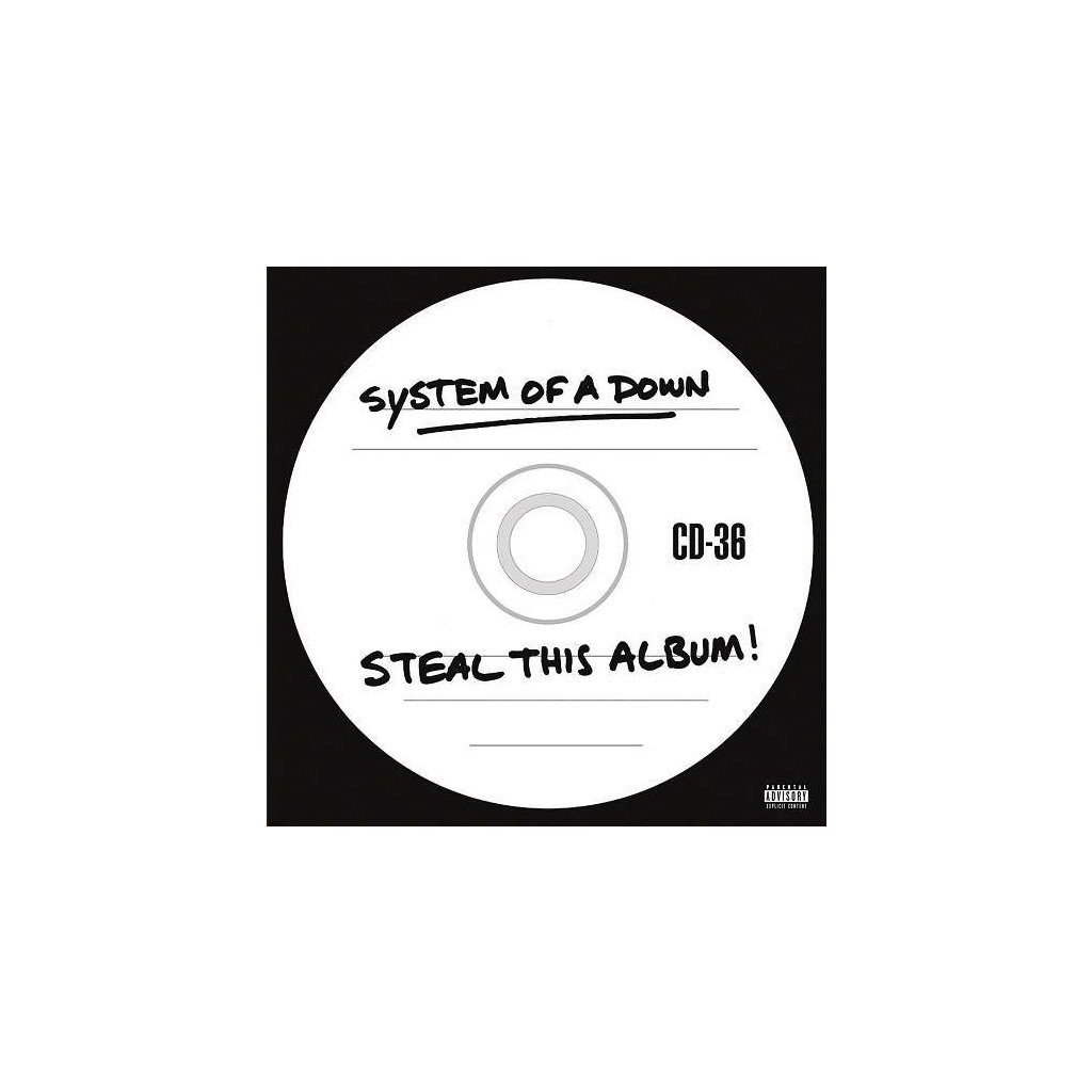 VINYLO.SK | SYSTEM OF A DOWN - STEAL THIS ALBUM! [2LP]