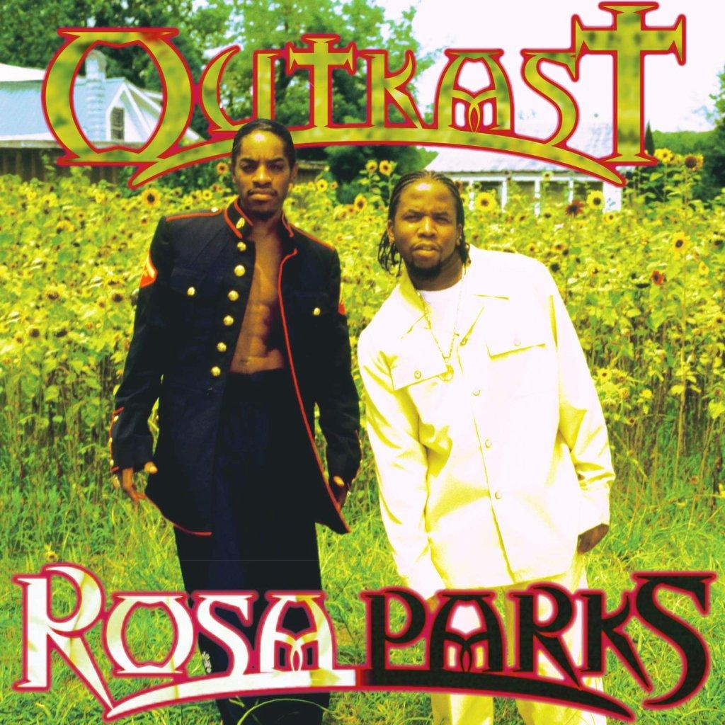 "OUTKAST ♫ ROSA PARKS [EP12"" Maxi]"