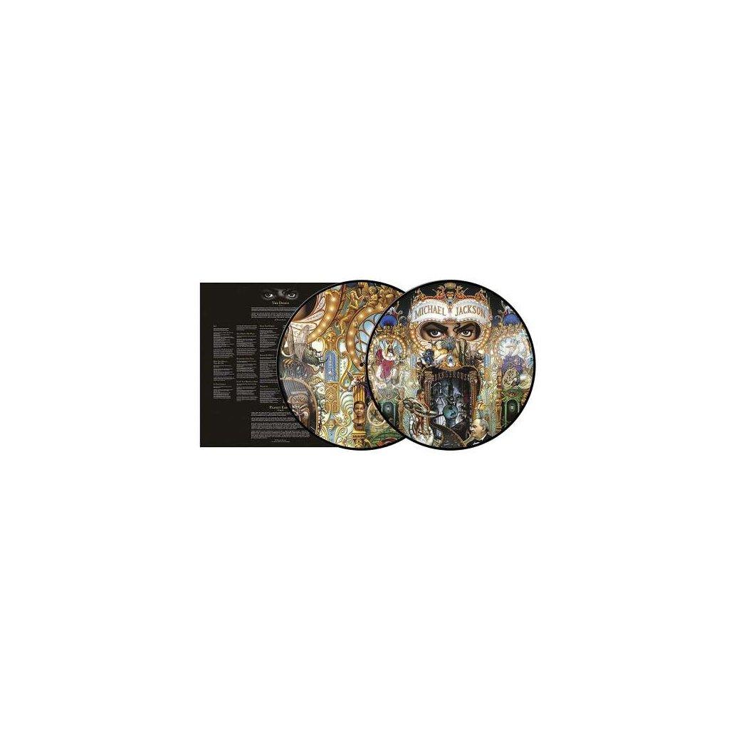 VINYLO.SK | JACKSON, MICHAEL - DANGEROUS / PICTURE DISC [2LP]