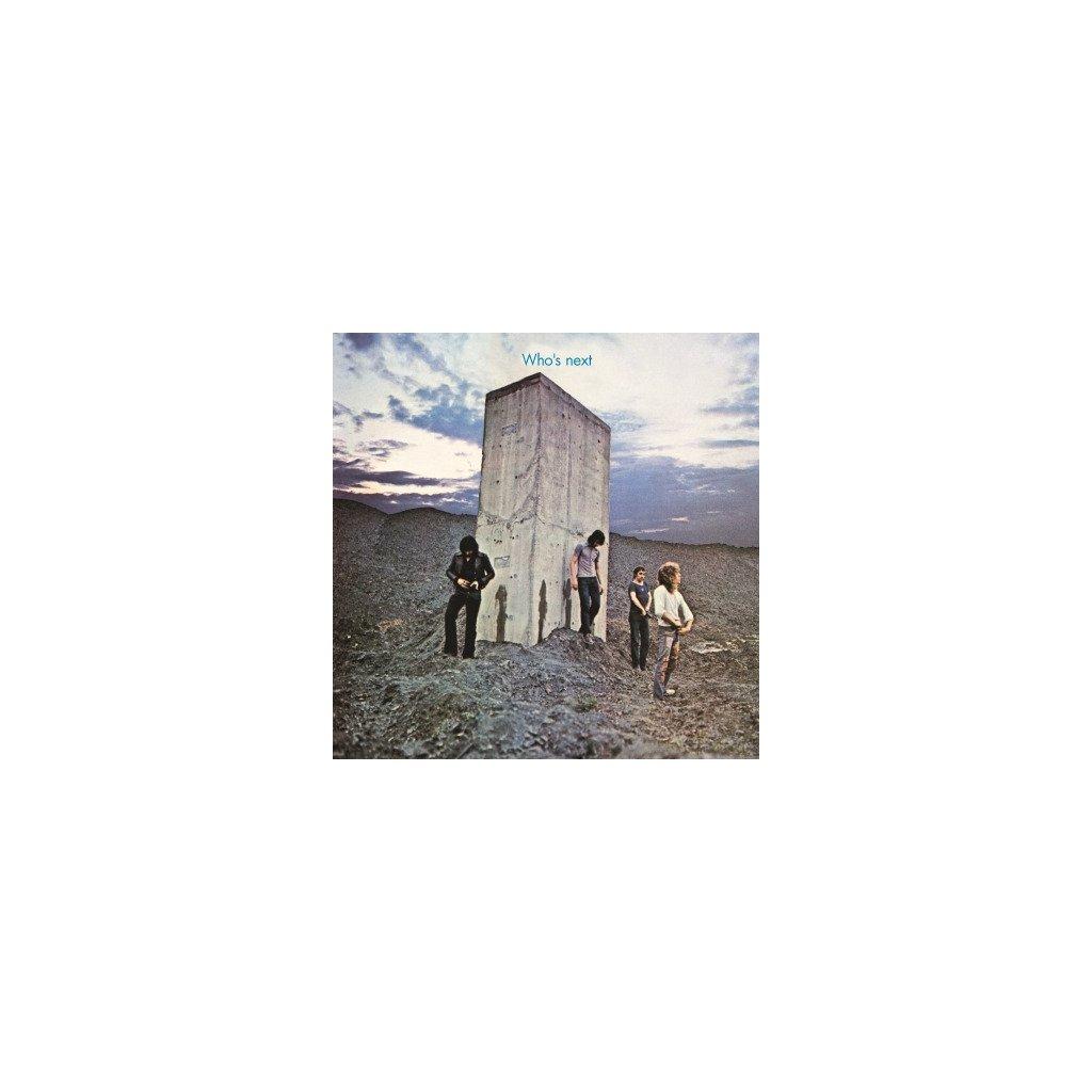 VINYLO.SK | WHO - WHO'S NEXT (LP)180 GRAM AUDIOPHILE PRESSING