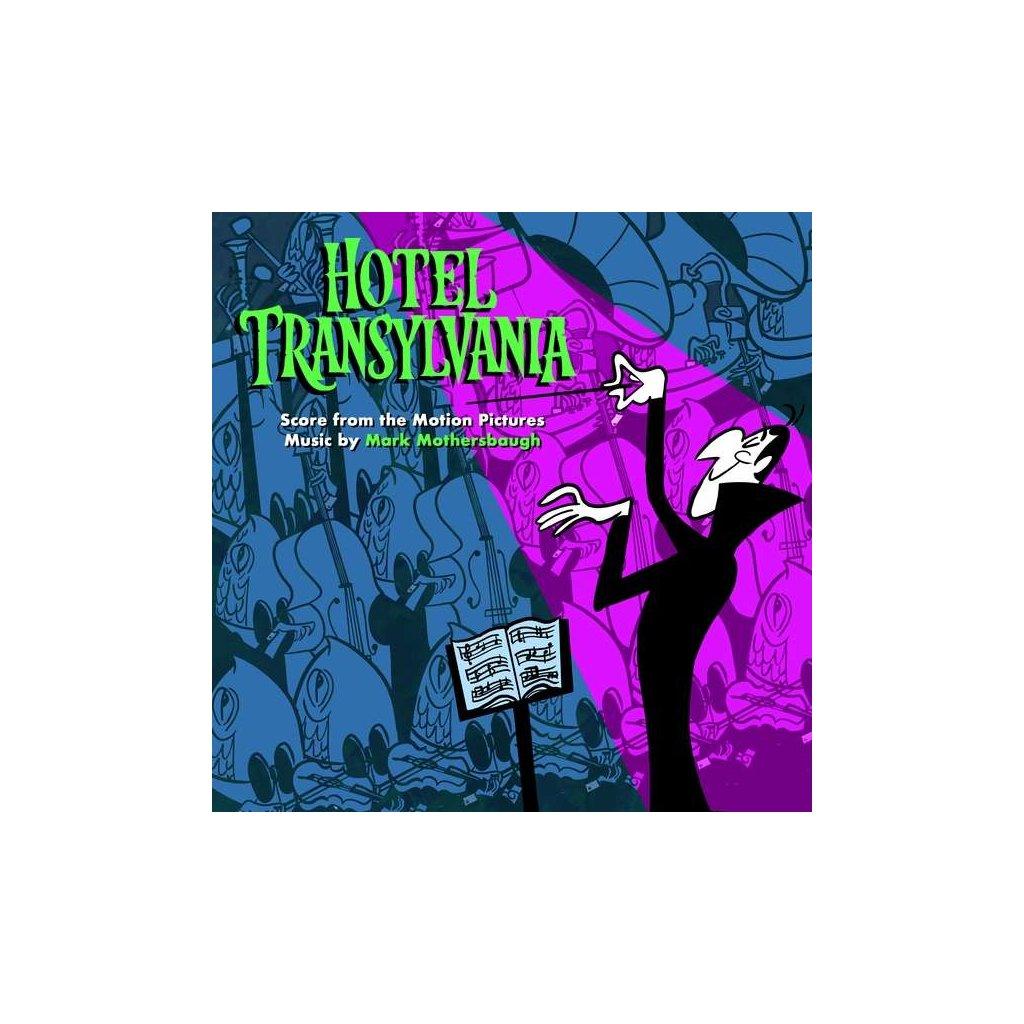 VINYLO.SK | OST - HOTEL TRANSYLVANIA 3 [CD]
