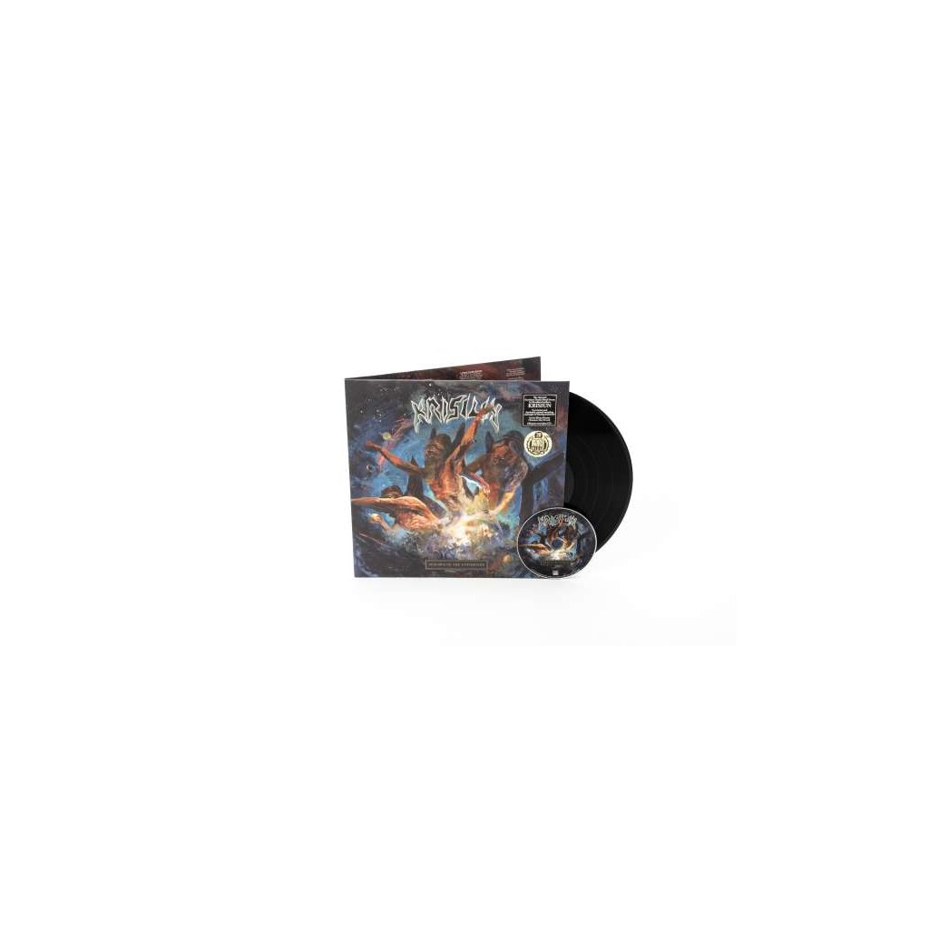 VINYLO.SK | KRISIUN - SCOURGE OF THE ENTHRONED [LP + CD]