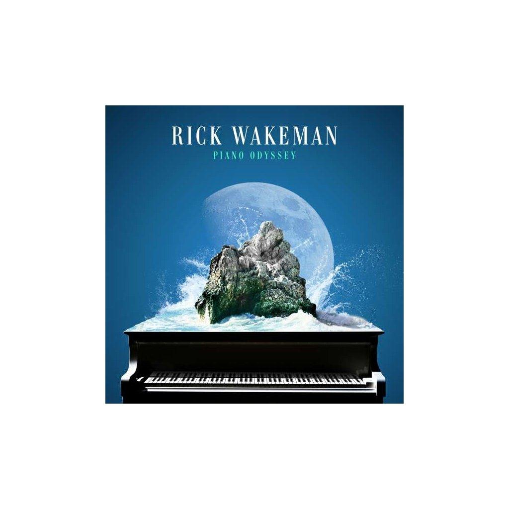 VINYLO.SK | WAKEMAN, RICK - PIANO ODYSSEY [CD]