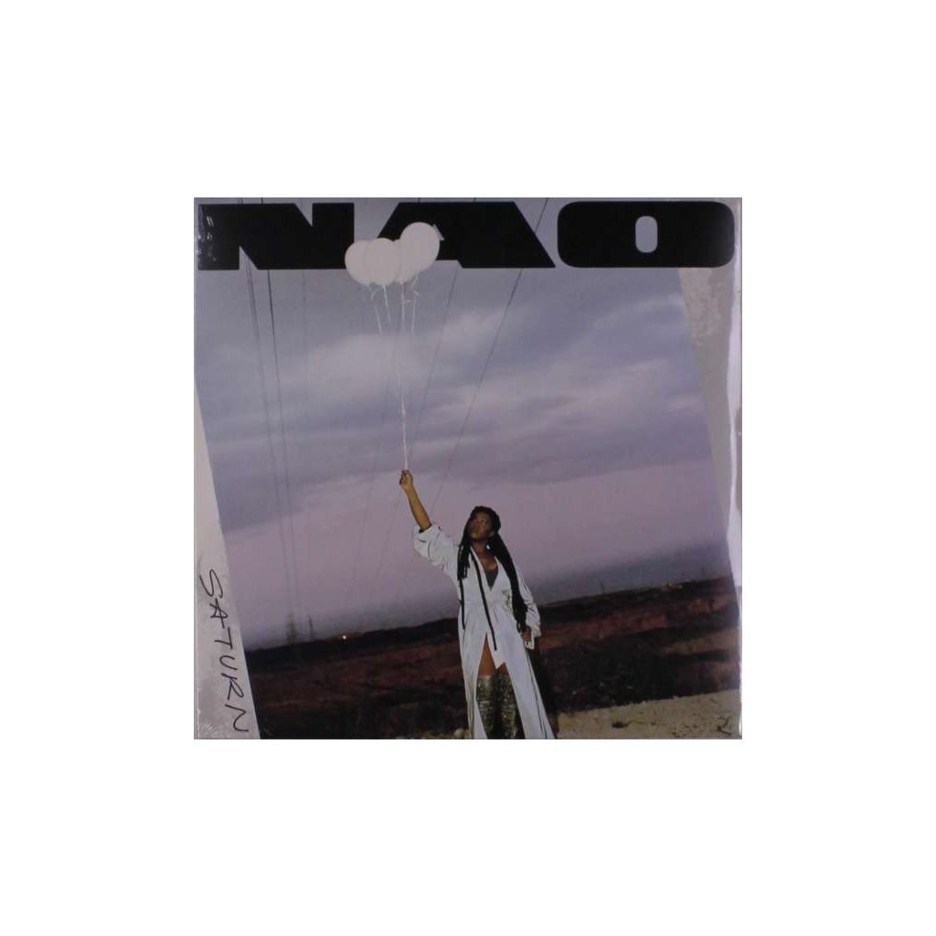 VINYLO.SK | NAO - SATURN [LP]