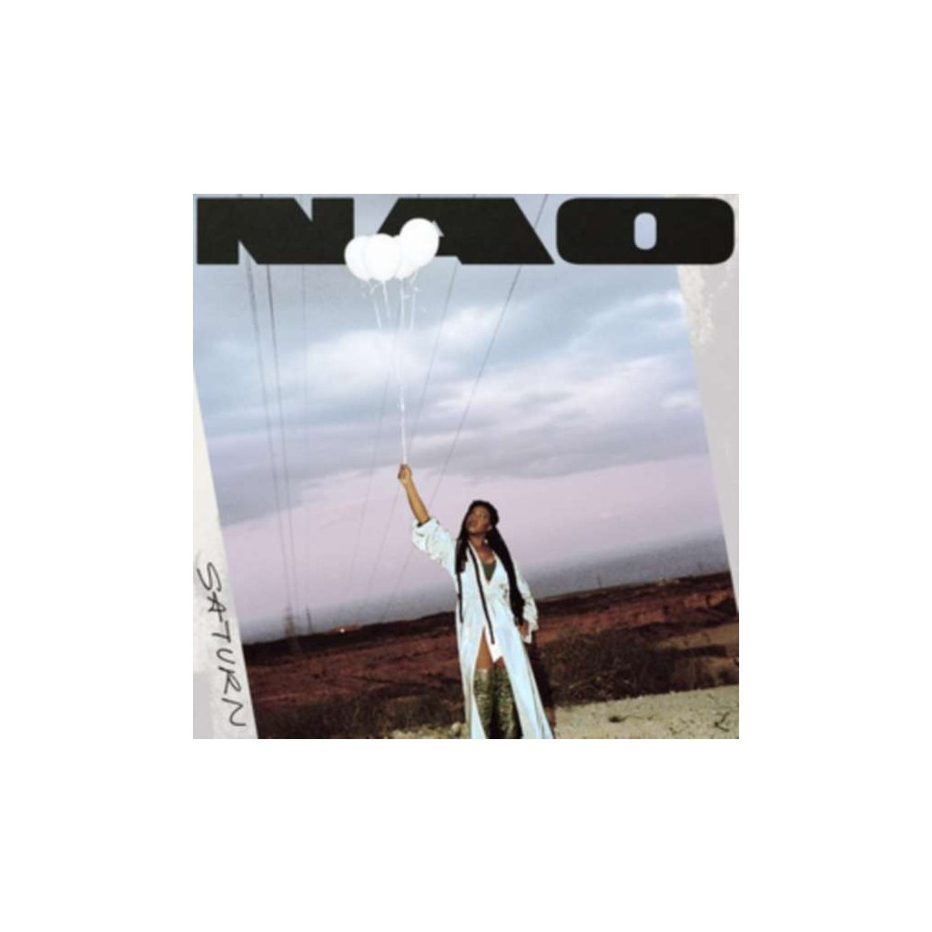 VINYLO.SK   NAO - SATURN [CD]