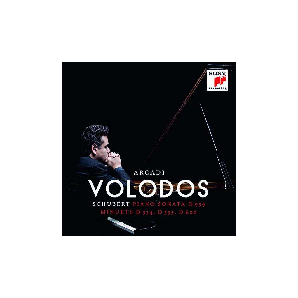 VINYLO.SK | VOLODOS, ARCADI - SCHUBERT: PIANO SONATA D9 [CD]