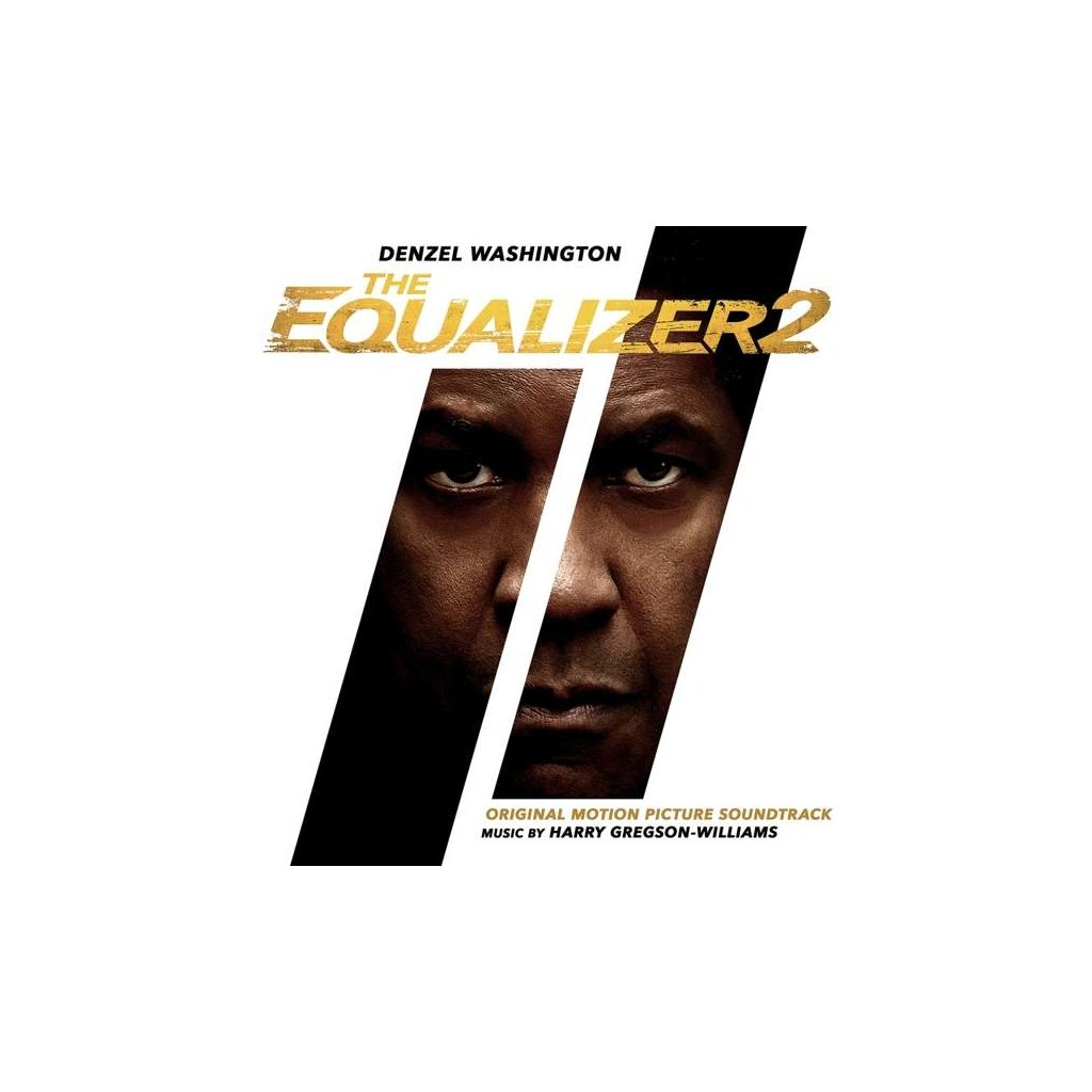VINYLO.SK | OST - THE EQUALIZER 2 (ORIGINAL MOTION PICTURE SOUNDTRACK) [CD]