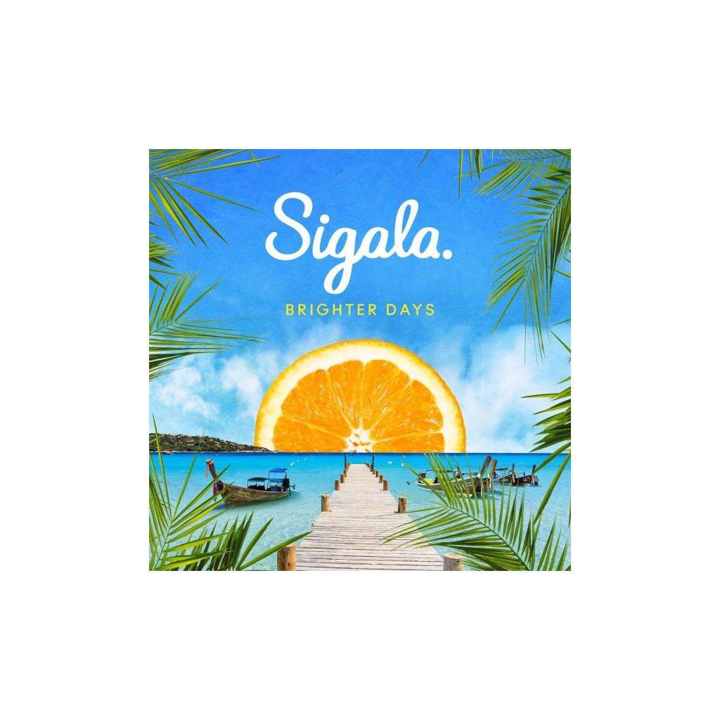 VINYLO.SK | SIGALA - BRIGHTER DAYS [2LP]
