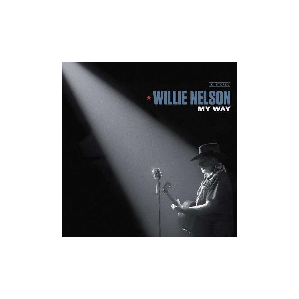 VINYLO.SK   NELSON, WILLIE - MY WAY [CD]