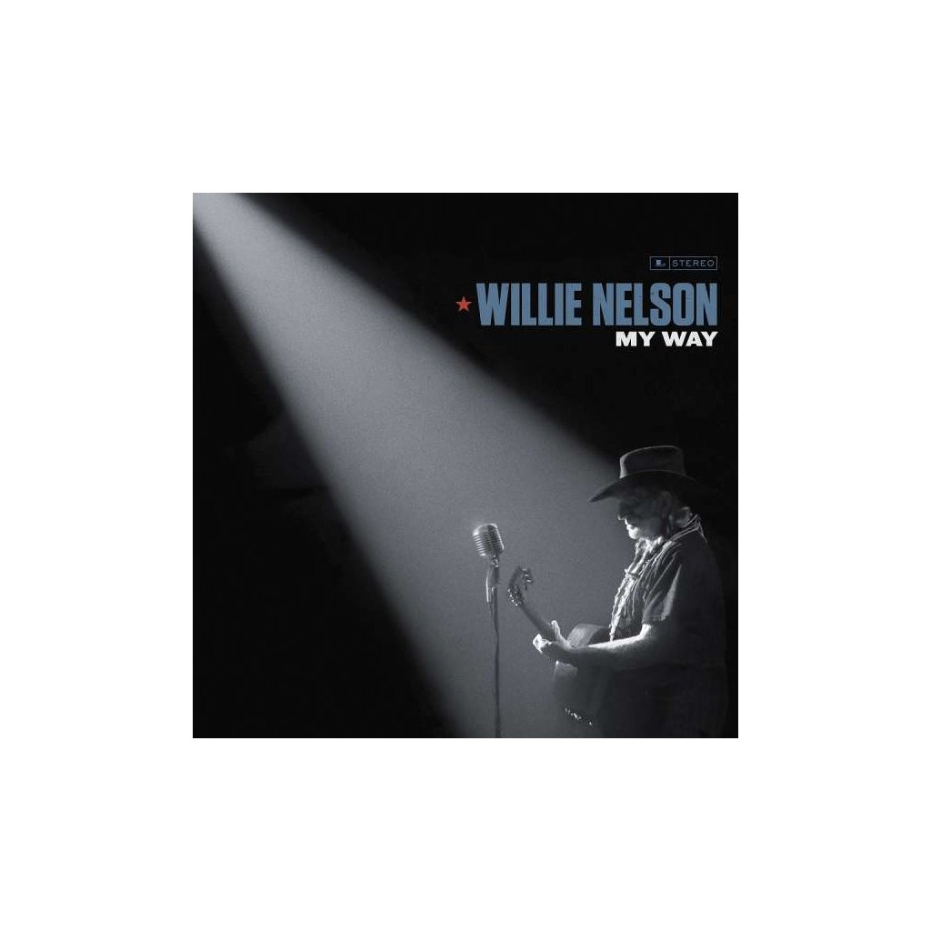 VINYLO.SK | NELSON, WILLIE - MY WAY [LP]
