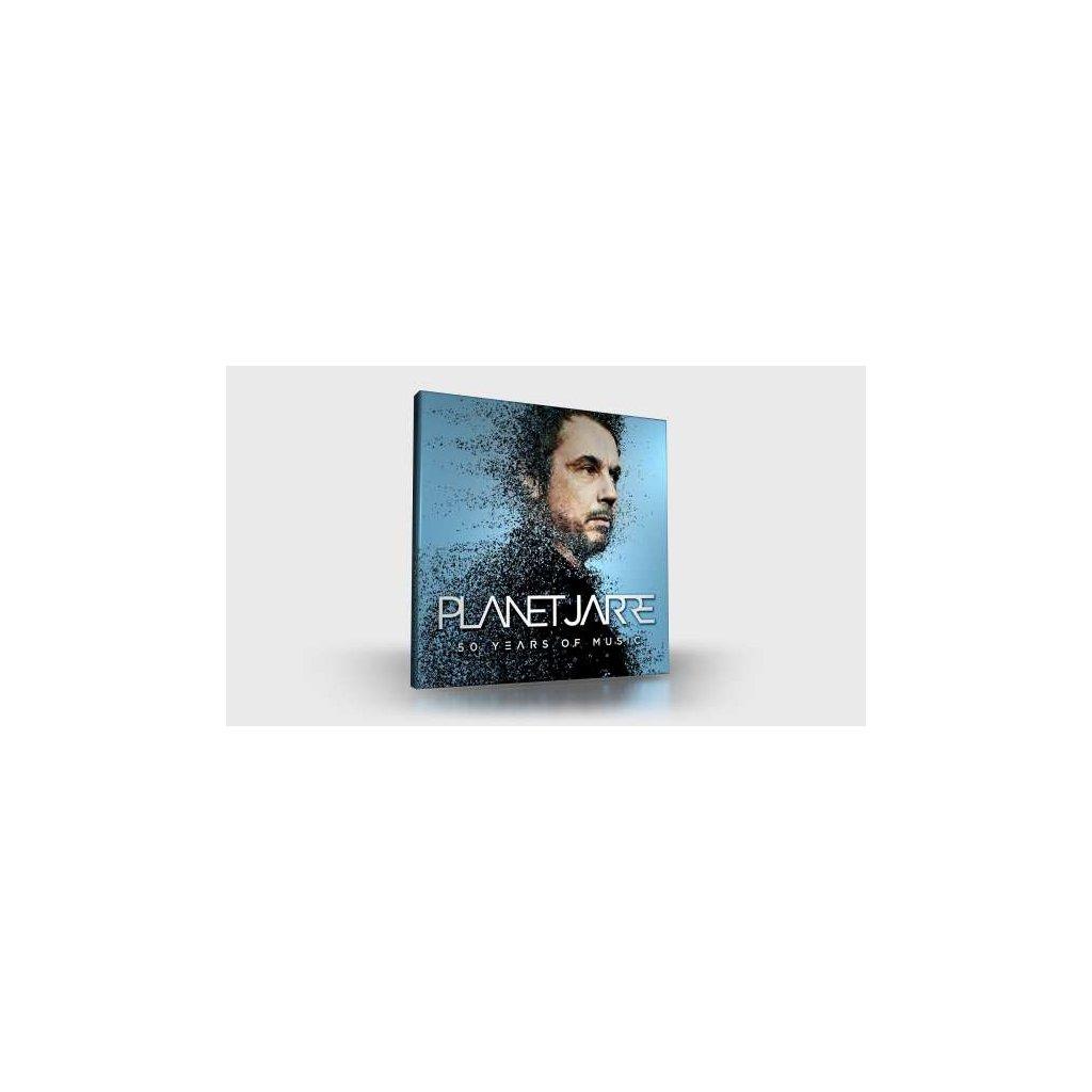 VINYLO.SK | JARRE, JEAN-MICHEL - PLANET JARRE / BOX [4CD]
