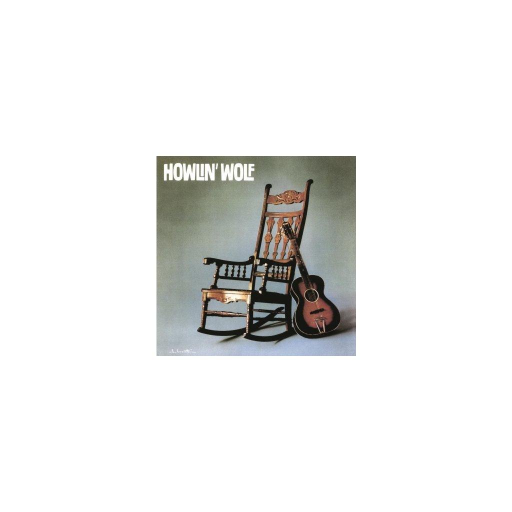 VINYLO.SK | HOWLIN' WOLF - ROCKIN' CHAIR ALBUM (LP)180GR. AUDIOPHILE VINYL