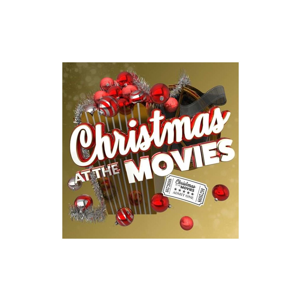 VINYLO.SK | ZIEGLER, ROBERT - CHRISTMAS AT THE MOVIES [CD]