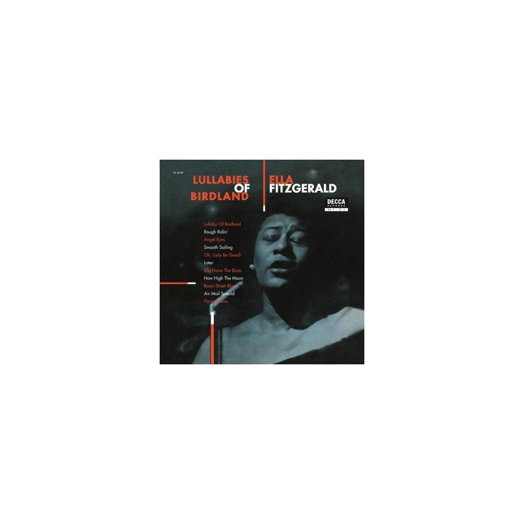 VINYLO.SK | FITZGERALD, ELLA - LULLABIES OF BIRDLAND (LP)180GR. AUDIOPHILE VINYL