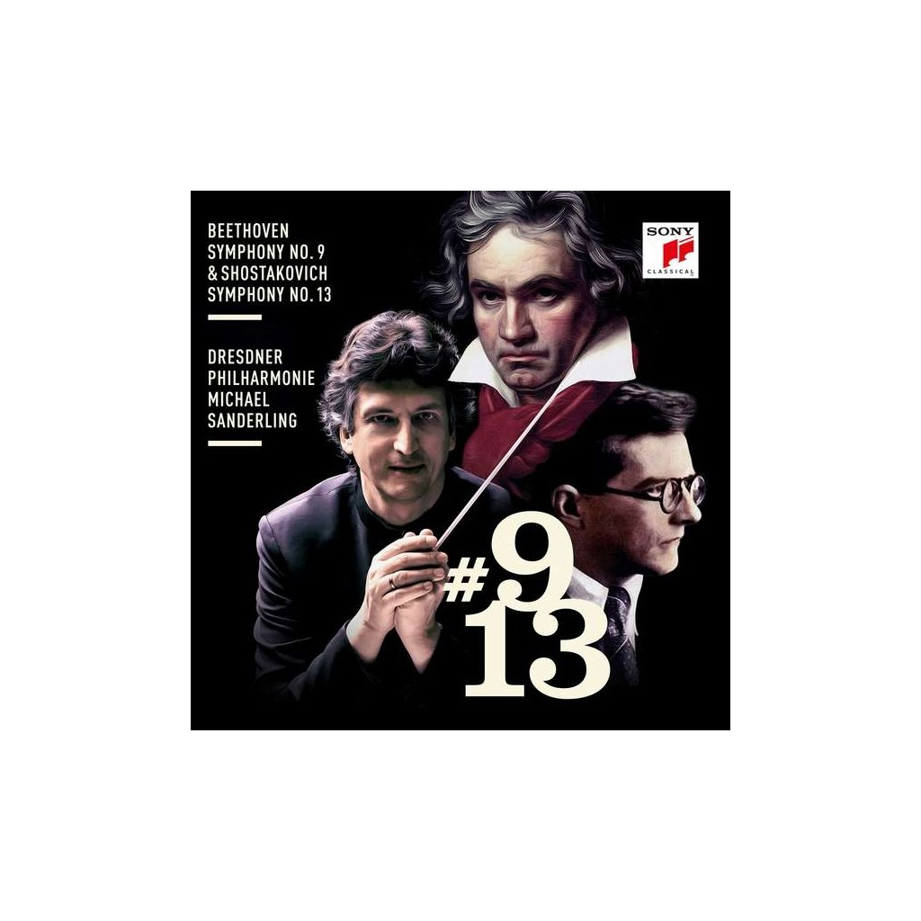 VINYLO.SK   SANDERLING, MICHAEL - BEETHOVEN: SYMPHONY NO.9. [2CD]