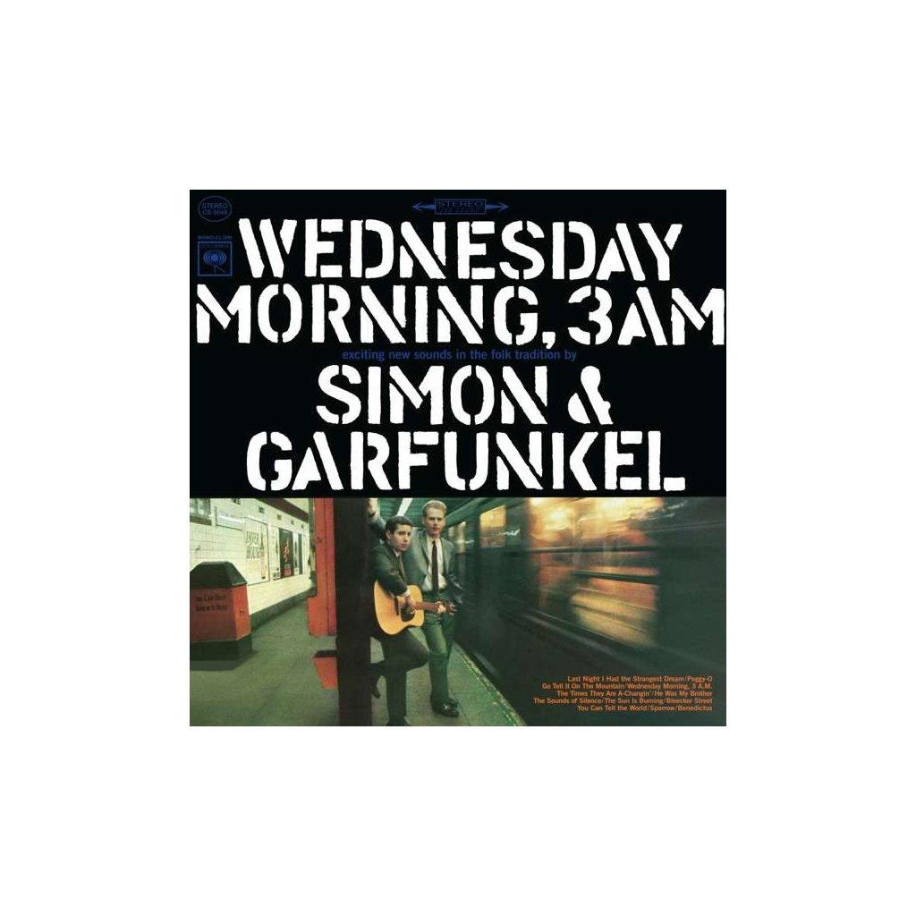 VINYLO.SK   SIMON & GARFUNKEL - WEDNESDAY MORNING, 3 A.M. [LP]