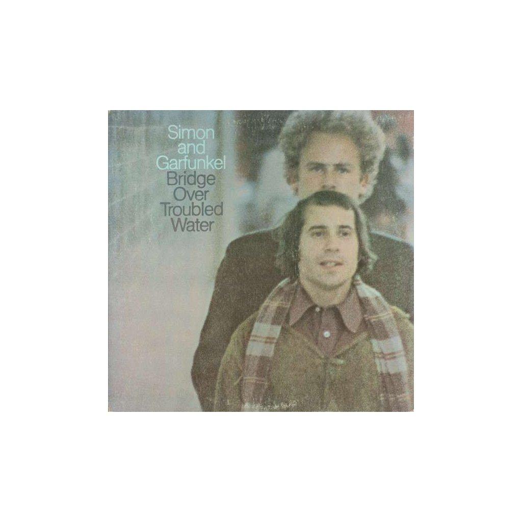 VINYLO.SK | SIMON & GARFUNKEL - BRIDGE OVER TROUBLED WATE [LP]