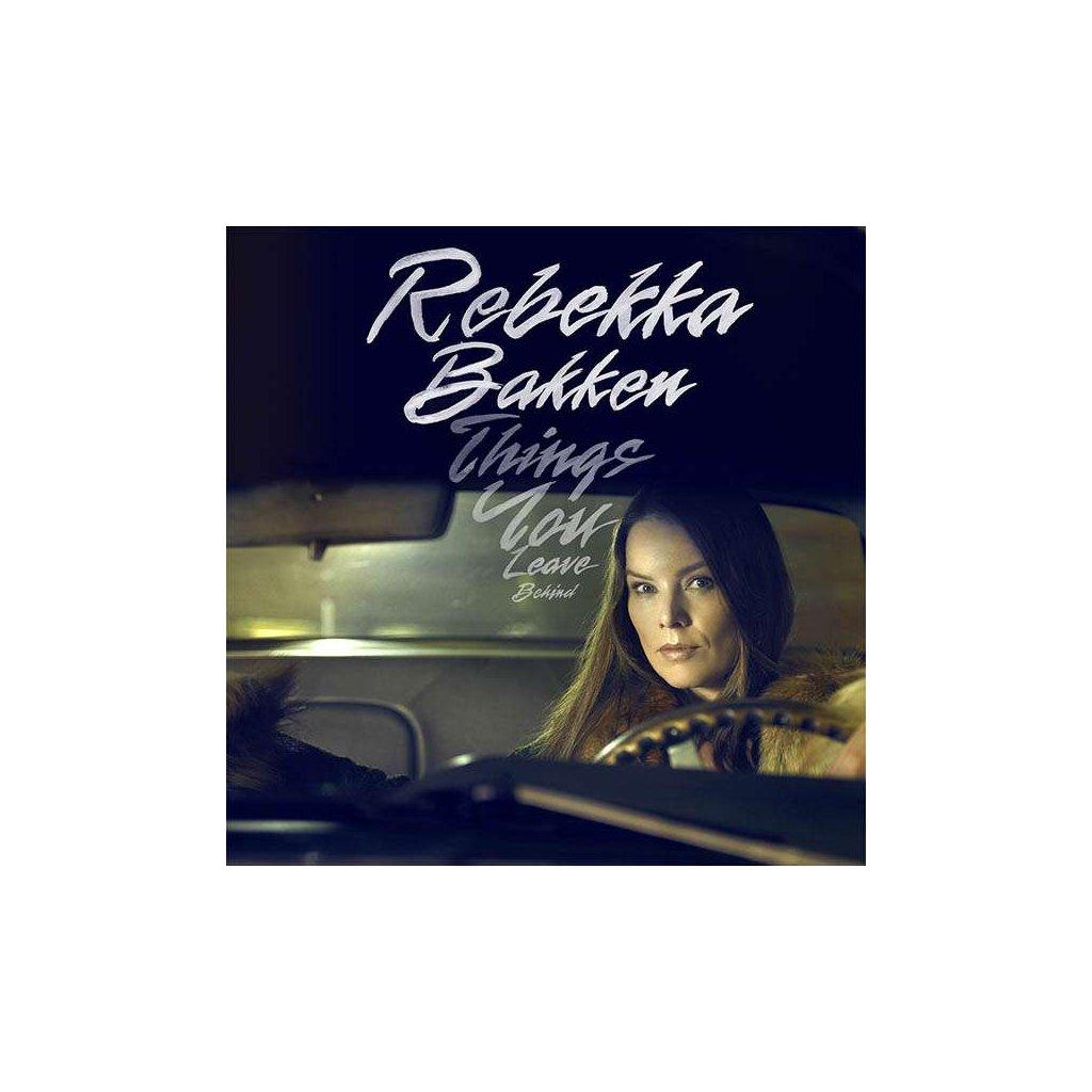 VINYLO.SK | BAKKEN, REBEKKA - THINGS YOU LEAVE BEHIND [CD]