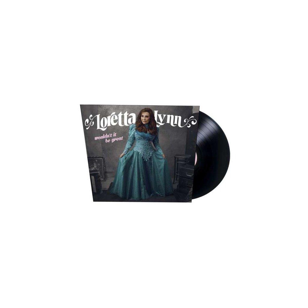 VINYLO.SK | LYNN, LORETTA - WOULDN'T IT BE GREAT [LP]