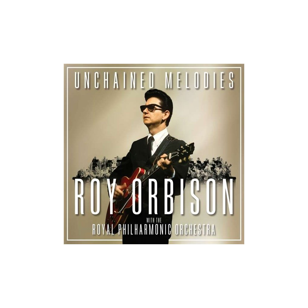 VINYLO.SK | ORBISON, ROY - UNCHAINED MELODIES [CD]