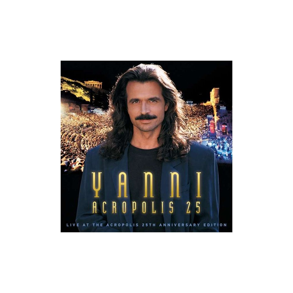 VINYLO.SK | YANNI - YANNI LIVE AT THE ACROPOLIS / Anniversary [3CD]
