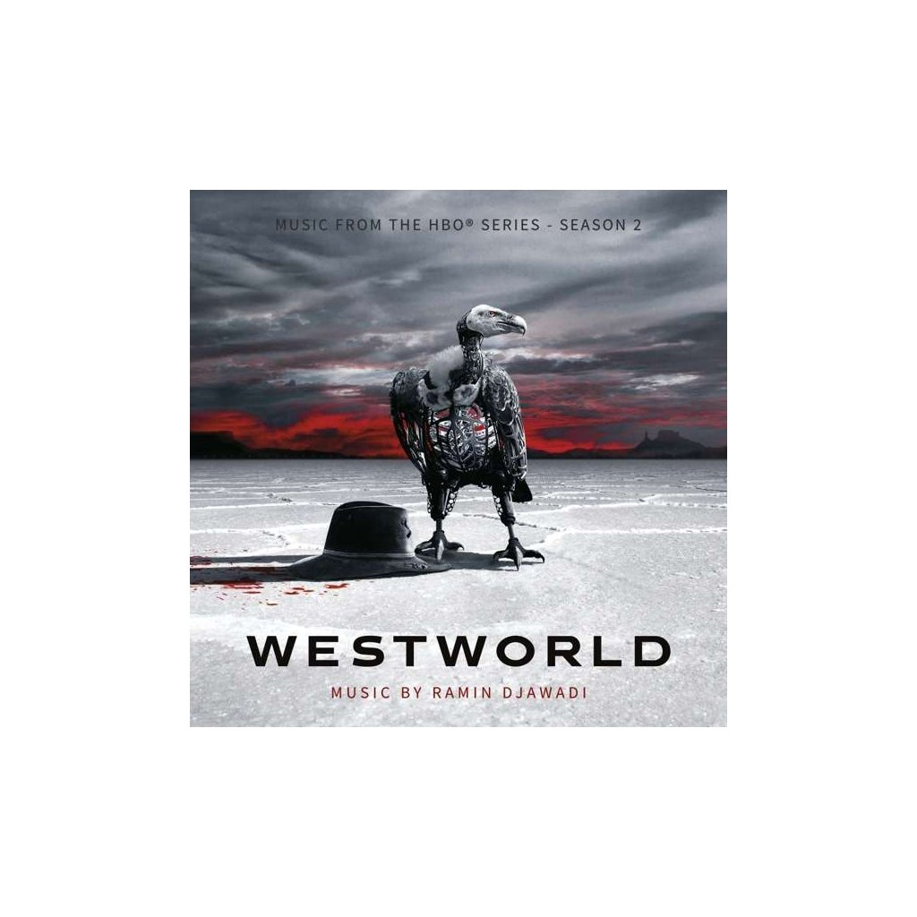 VINYLO.SK | OST - WESTWORLD: SEASON 2 (MUSIC FROM THE HBO SERIES) [2CD]