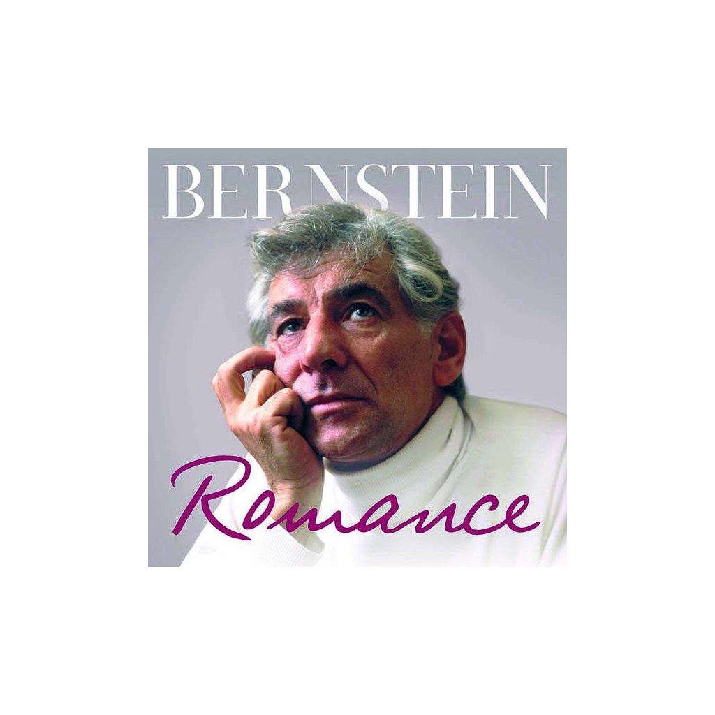 VINYLO.SK   BERNSTEIN, LEONARD - BERNSTEIN ROMANCE [2CD]