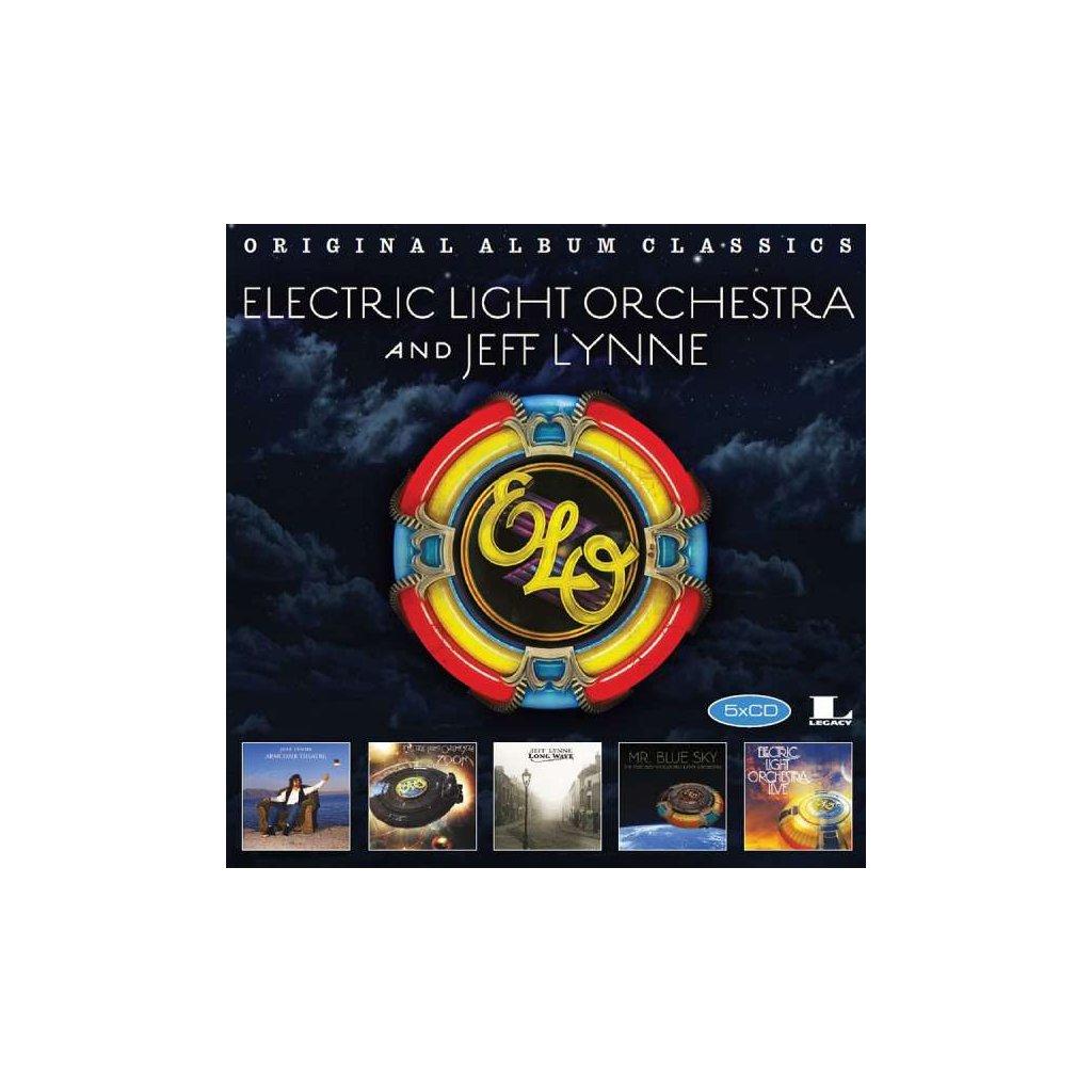 VINYLO.SK | ELECTRIC LIGHT ORCHESTRA - ORIGINAL ALBUM CLASSICS3 [5CD]