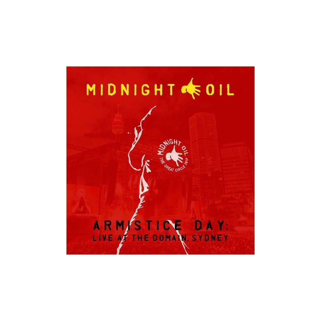 VINYLO.SK | MIDNIGHT OIL - ARMISTICE DAY: LIVE AT THE DOMAIN, SYDNEY [2CD]