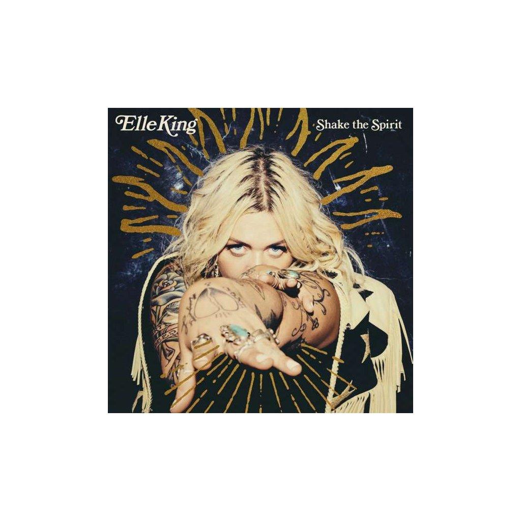 VINYLO.SK | KING, ELLE - SHAKE THE SPIRIT [2LP]