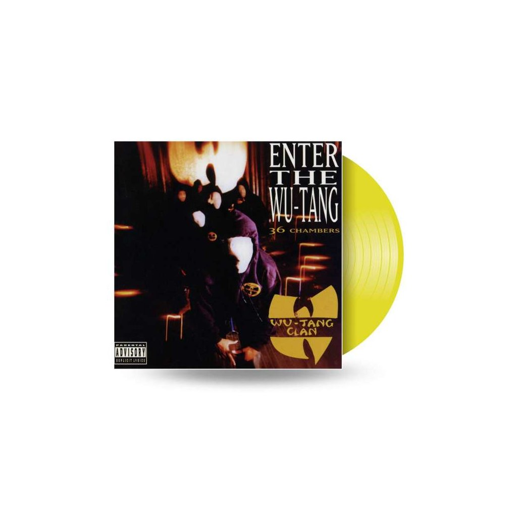 VINYLO.SK | WU-TANG CLAN - ENTER THE WU-TANG (36 CHAMBERS) / Colored [LP]