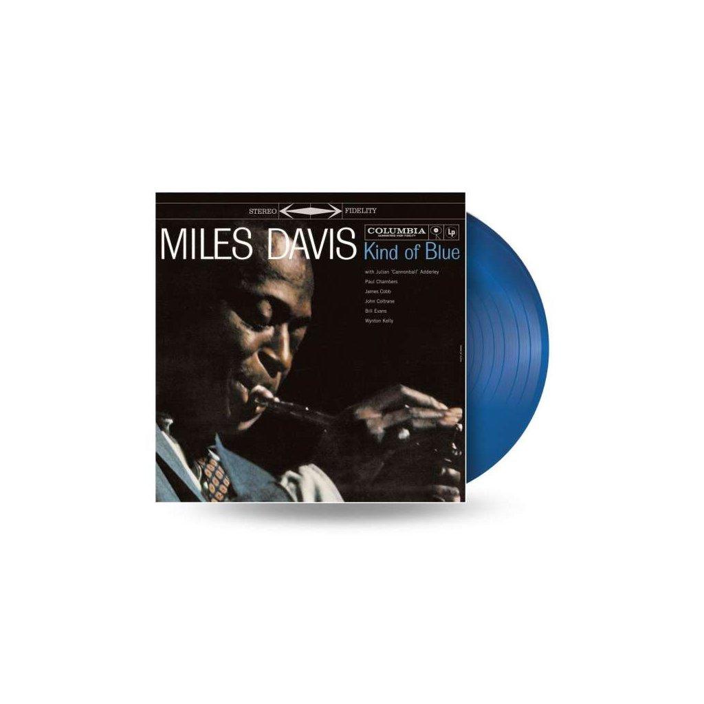 VINYLO.SK   DAVIS, MILES - KIND OF BLUE / Colored [LP]