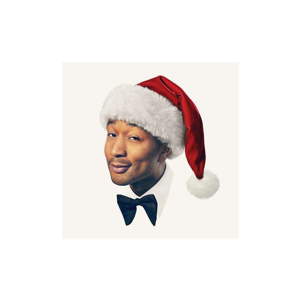 VINYLO.SK | LEGEND, JOHN - A LEGENDARY CHRISTMAS [CD]