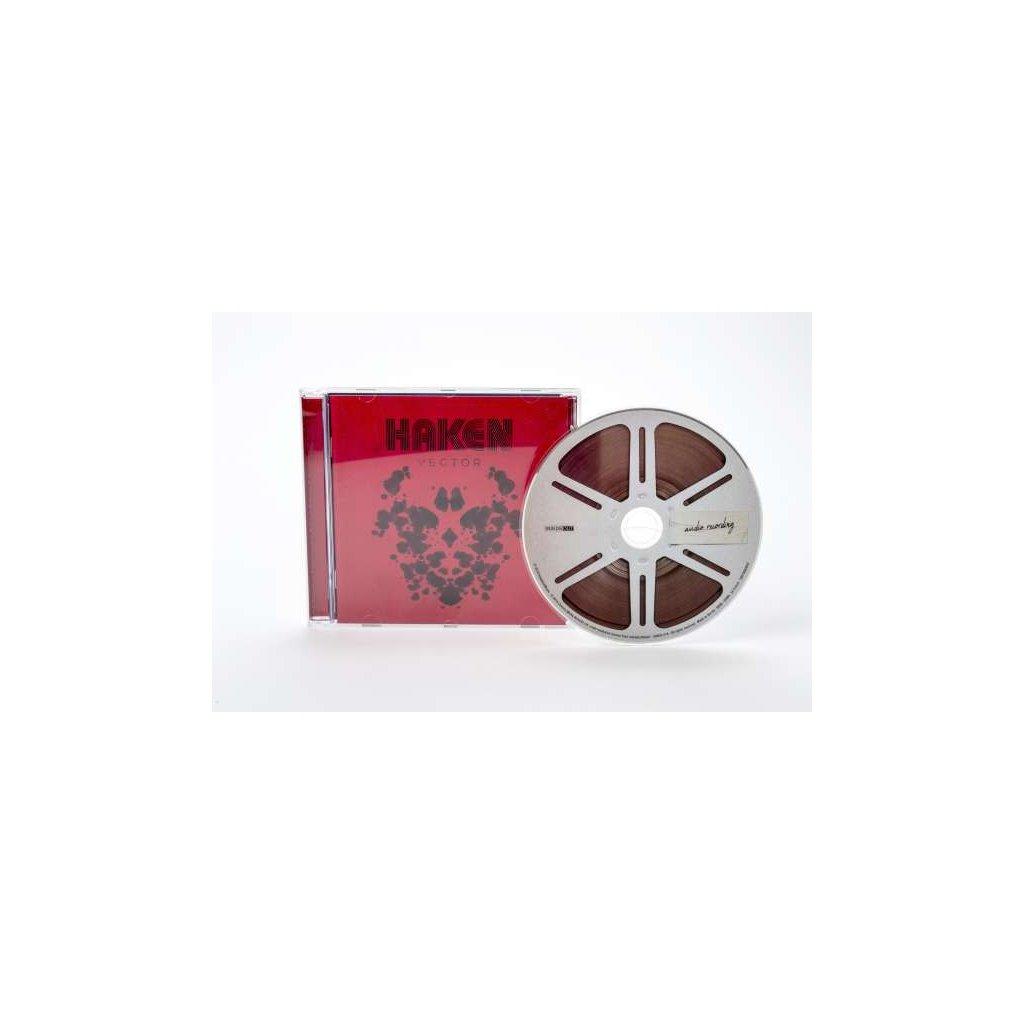 VINYLO.SK   HAKEN - VECTOR [CD]