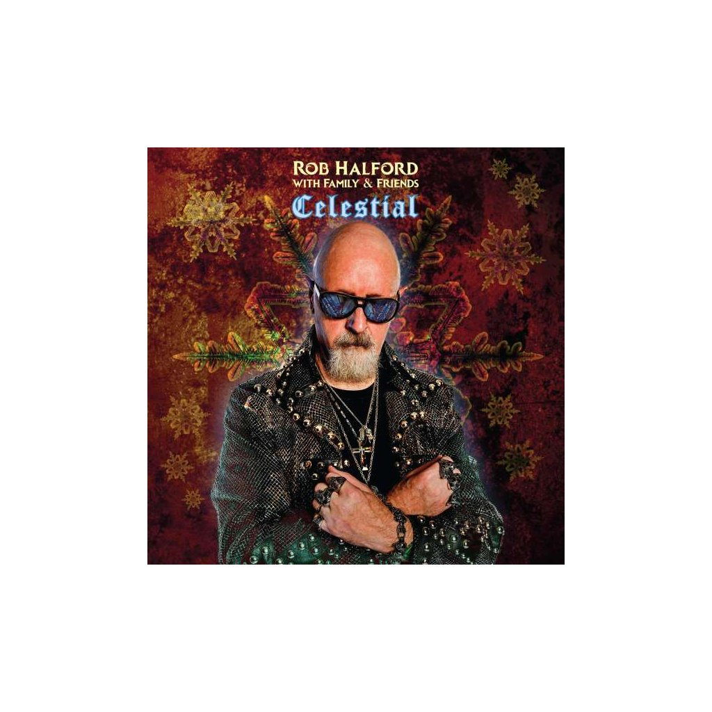 VINYLO.SK | HALFORD, ROB WITH FAMILY - CELESTIAL [LP]