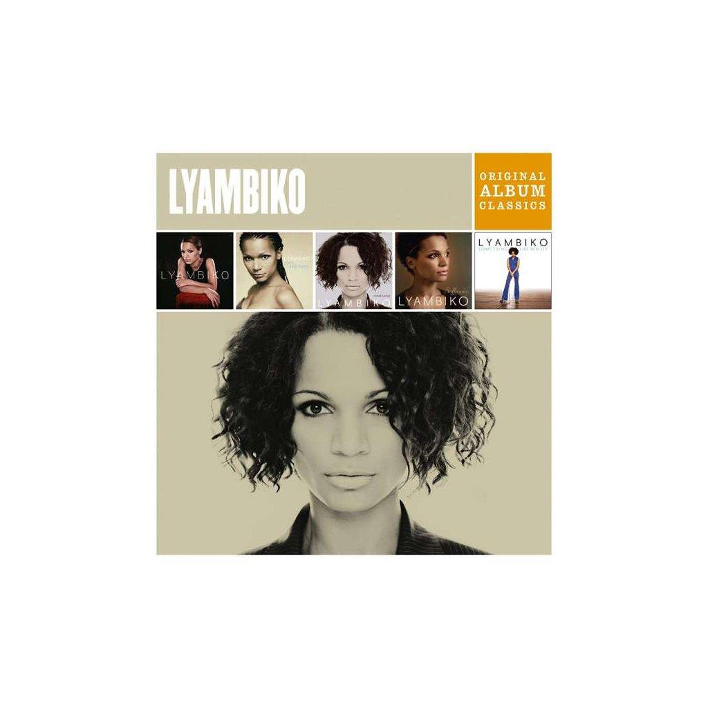 VINYLO.SK | LYAMBIKO - ORIGINAL ALBUM CLASSICS [5CD]