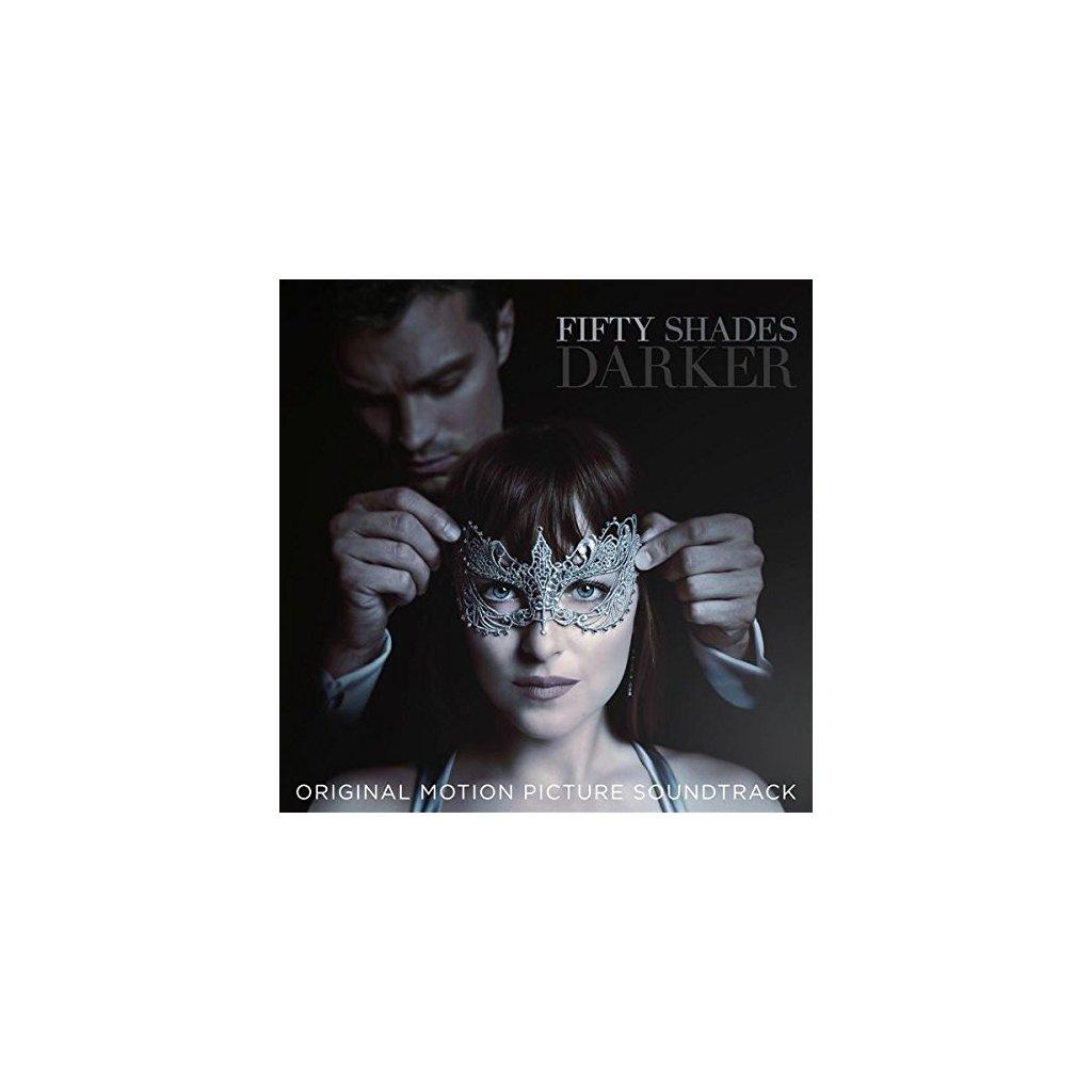VINYLO.SK | OST ♫ FIFTY SHADES DARKER / PADESÁT ODSTÍNŮ TEMNOTY [2LP] 0602557437188