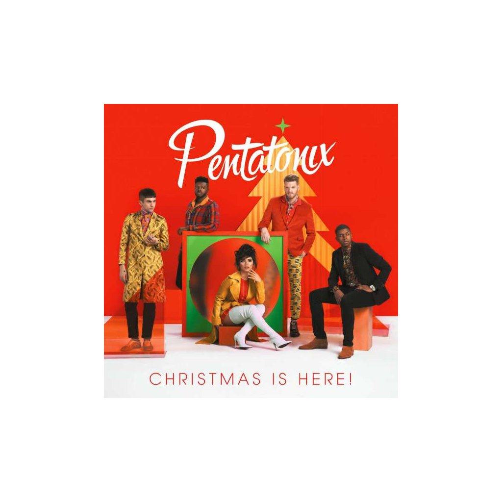 VINYLO.SK   PENTATONIX - CHRISTMAS IS HERE! [CD]