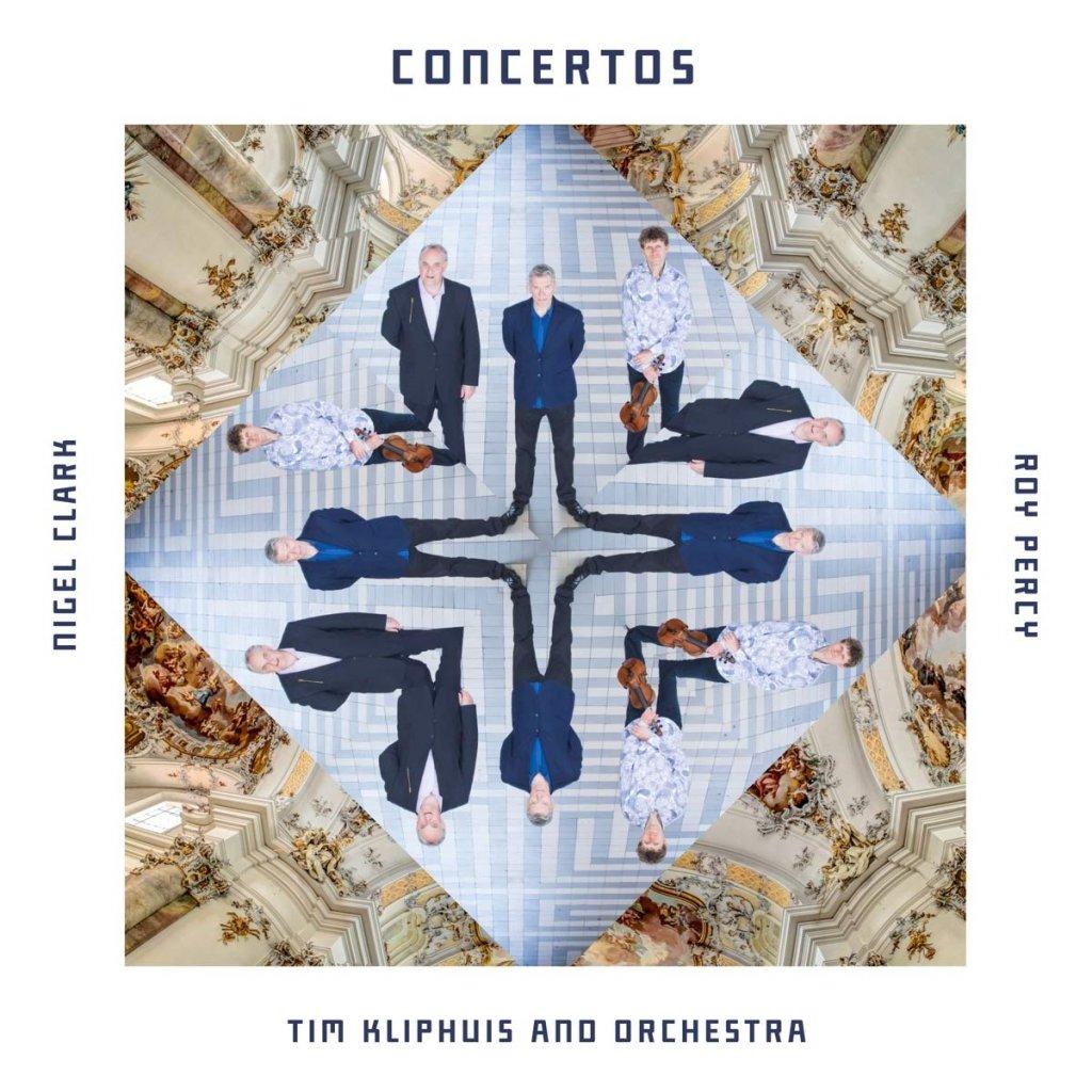 KLIPHUIS, TIM ♫ CONCERTOS [CD]