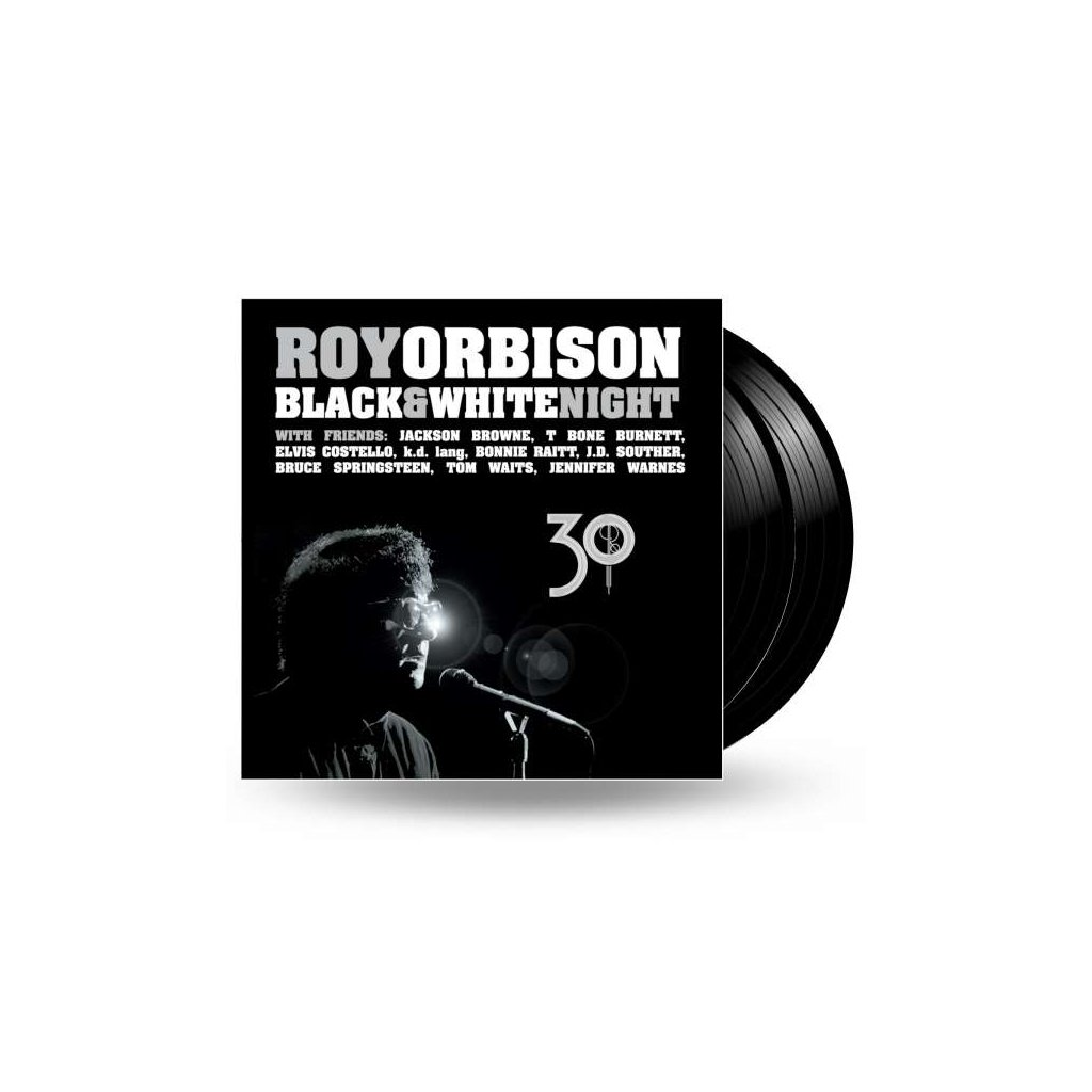 VINYLO.SK | ORBISON, ROY - BLACK & WHITE NIGHT 30 [2LP]