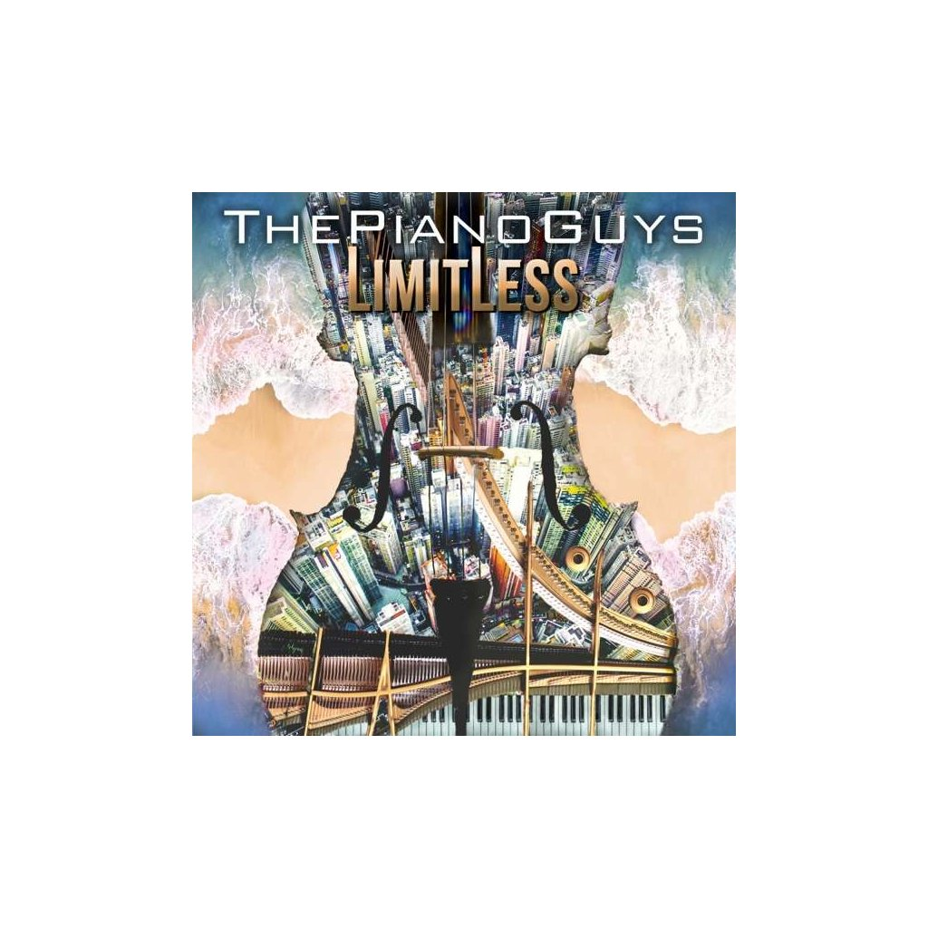 VINYLO.SK | PIANO GUYS - LIMITLESS [CD]
