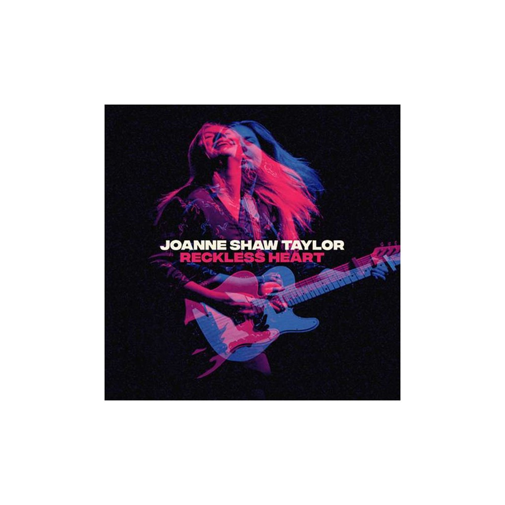 VINYLO.SK | TAYLOR, JOANNE SHAW - RECKLESS HEART [CD]