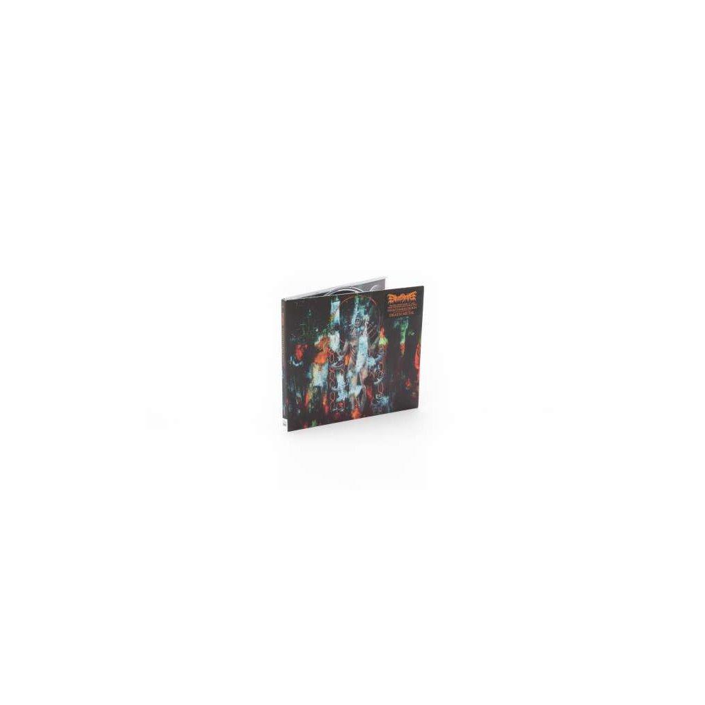 VINYLO.SK | DEATHRITE - NIGHTMARES REIGN / Limited [CD]