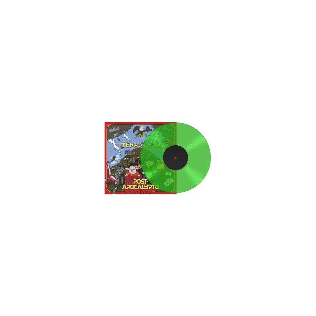 VINYLO.SK   TENACIOUS D - POST-APOCALYPTO / Colored [LP]