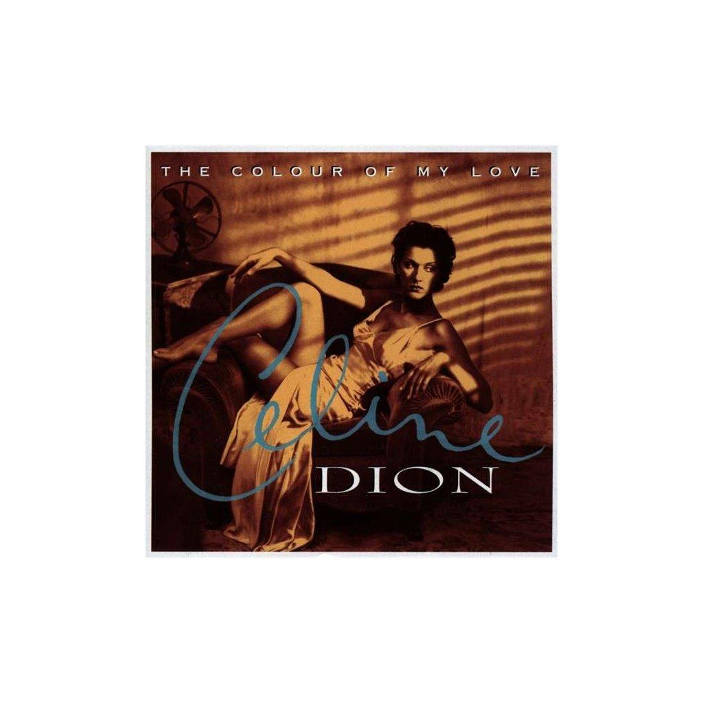 VINYLO.SK | DION, CELINE - THE COLOUR OF MY LOVE / Anniversary [2LP]