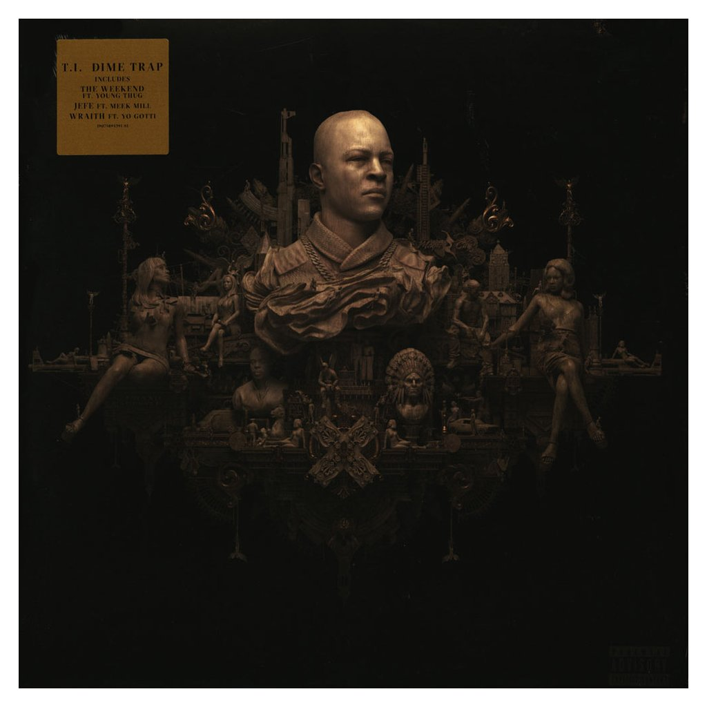 T.I. ♫ DIME TRAP [CD]