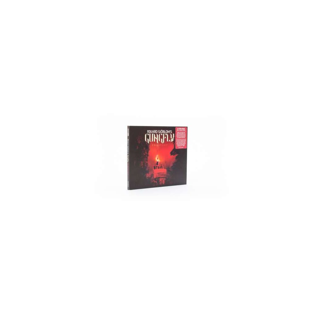VINYLO.SK | GUNGFLY - FRIENDSHIP / Limited [CD]
